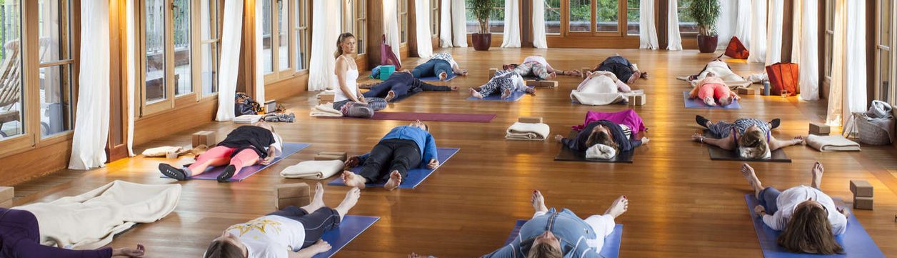 Yoga Summit Elmau